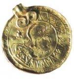Привозные монеты